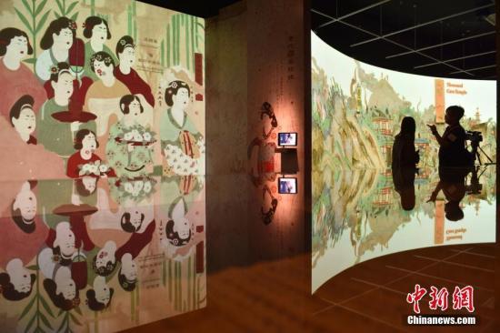 22国青年汉学家敦煌研修:观知中国 阐释文化