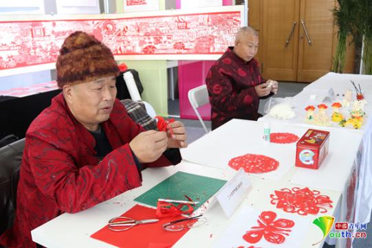 二十四节气文化艺术展在中国农业博物馆举行