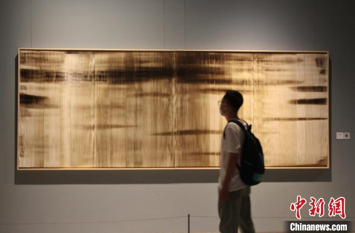 120余件纸艺术作品亮相山东 创新演绎中国纸文化