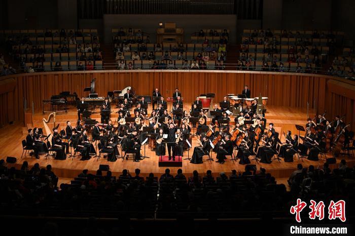 國家大劇院周末音樂會奏響 全年藝術普及活動線上線下呈現_文化中國