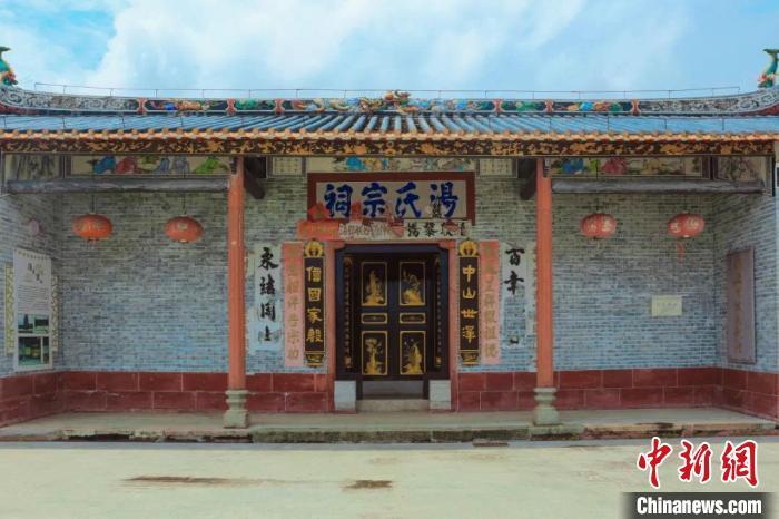 广州增城古村深挖历史文化内涵